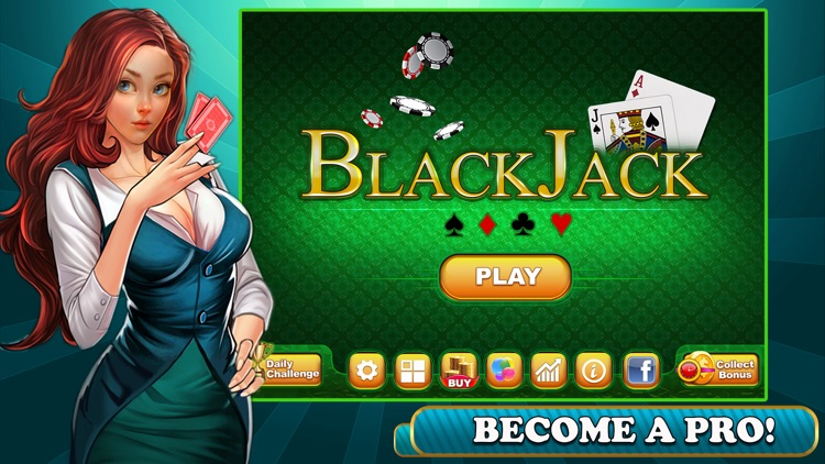 BlackJack - Play Blackjack Casino 21 Card Game!