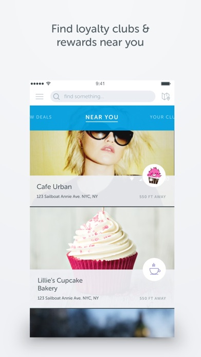 flok - Loyalty Cards App Screenshot