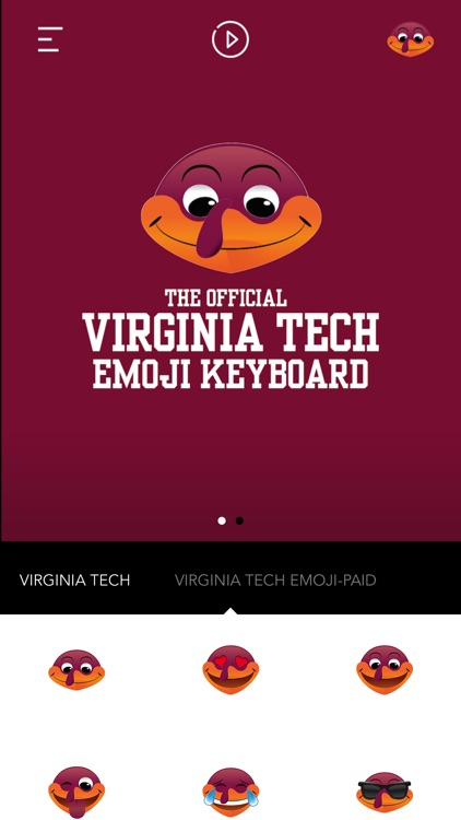 Virginia Tech Emoji
