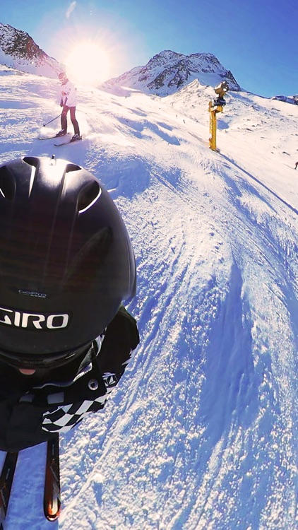 Alpine Ski VR 360 Virtual Reality Experience screenshot-4