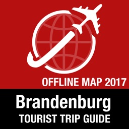 Brandenburg Tourist Guide + Offline Map