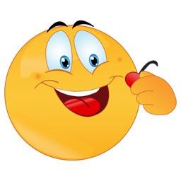 Flirty Emoji Stickers 3
