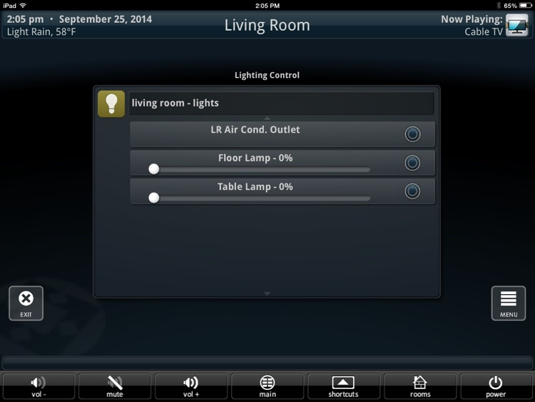 URC Mobile Pad screenshot-4