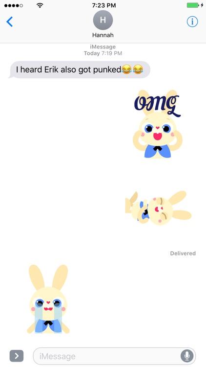 Eastermoji - Animated Easter Emoji and Stickers screenshot-4