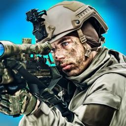 Marksman Assassin Strike - Silent Assassin Sniper