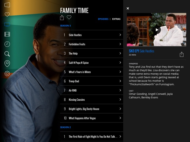 Bounce tv app on roku | 130 over the air TV channels are