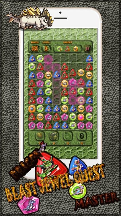 Dragon Blast Jewel Quest Master screenshot-4