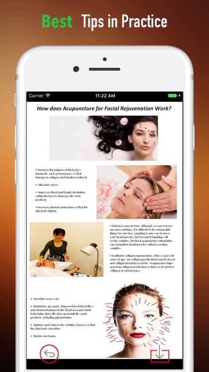 Facial Rejuvenation Guide-Total Approach and Tips screenshot-3