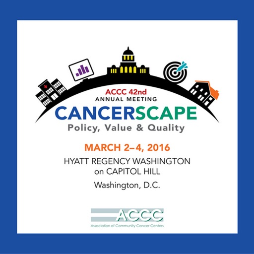ACCC CANCERSCAPE 2016