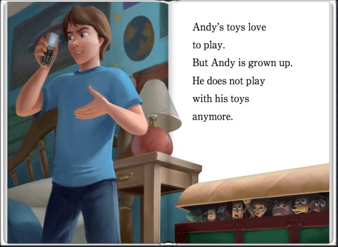 Toy Story 3 The Great Toy Escape By Disney Book Group On Apple Books