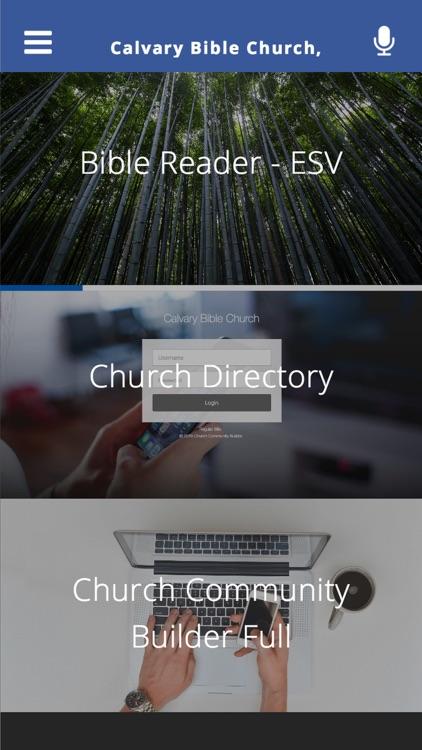 Calvary Bible Church, screenshot-4