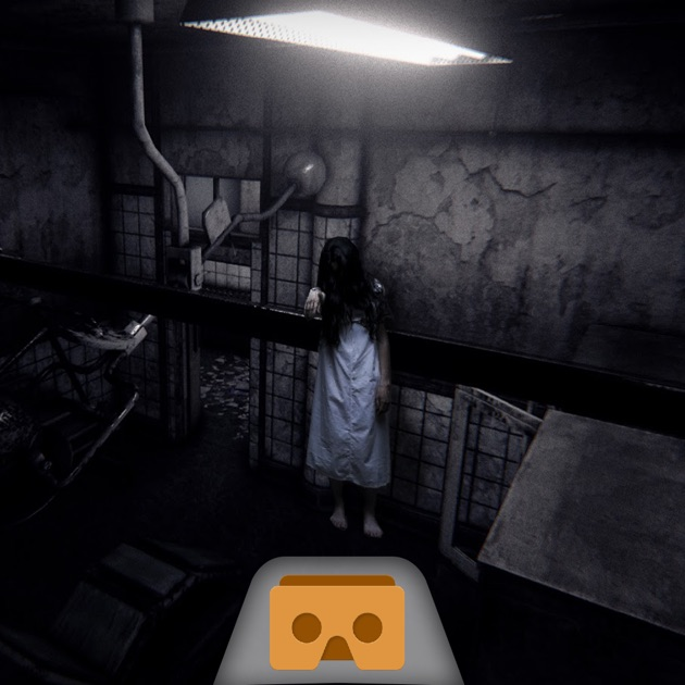 Haunted house horror vr for google cardboard on the app for Vr house