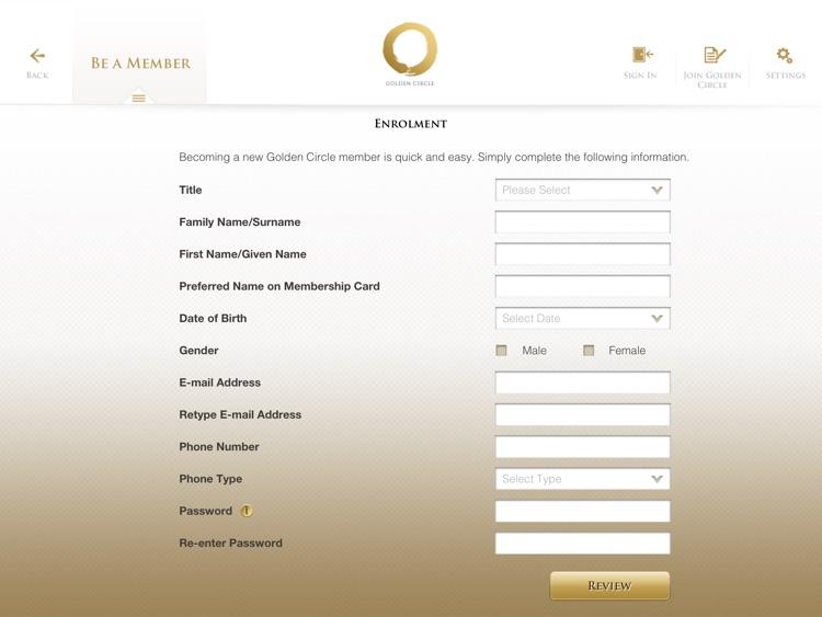 Shangri-La Hotels & Resorts for iPad screenshot-3