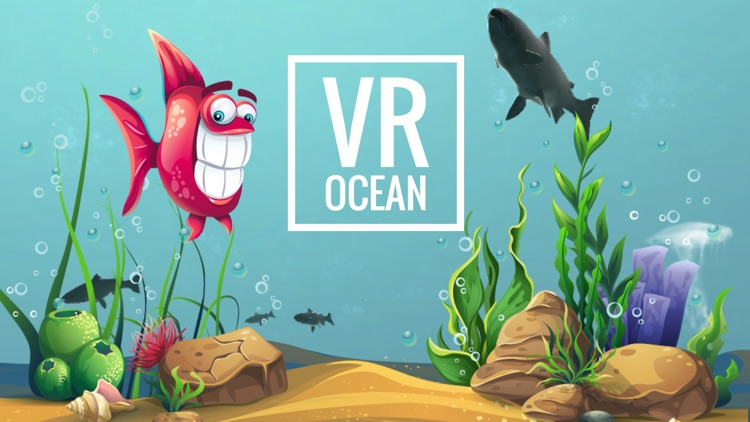 VR Ocean - Underwater Scuba for Google Cardboard screenshot-0