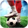 サッカーレアルサッカーを再生する