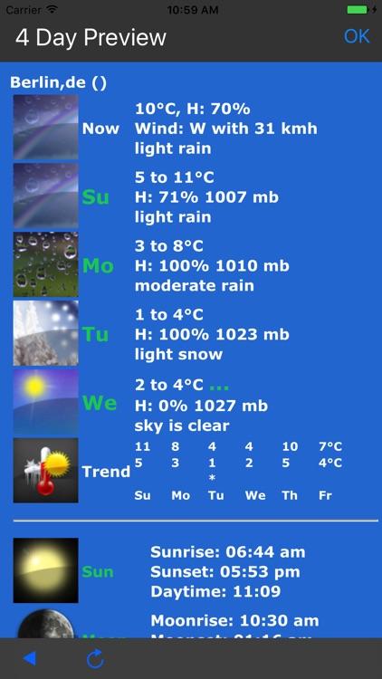 Earth-Weather screenshot-4