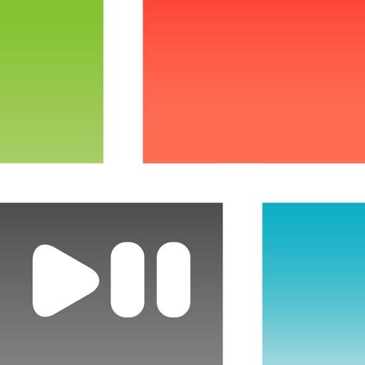 PicPlayPost app logo