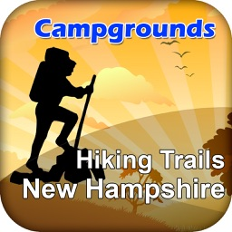 New Hampshire State Campgrounds & Hiking Trails