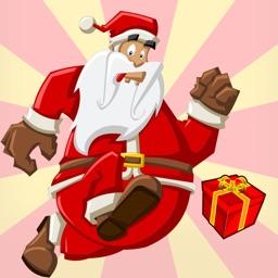 Santa's Running Adventure - Addicting Runner Game
