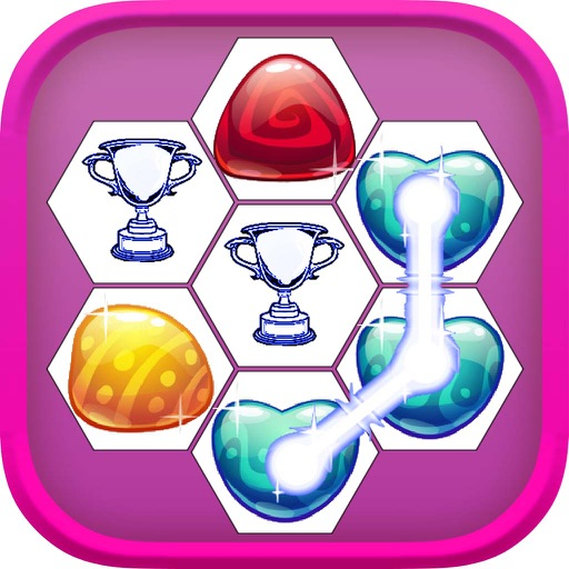 Candy Gourmet Gems - Fantastic King Maker