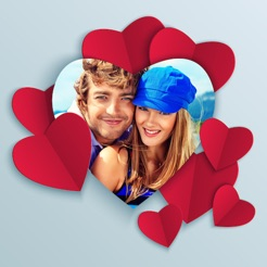 Love Photo Frames & Romantic Picture Frame Effects on the