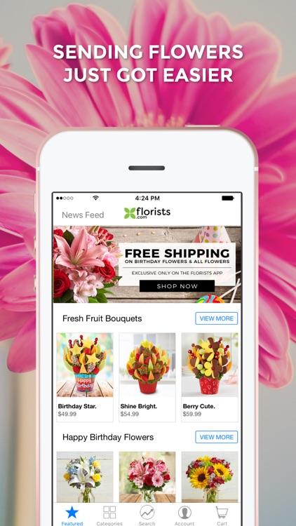 Florists: Fruit Arrangements & Flowers