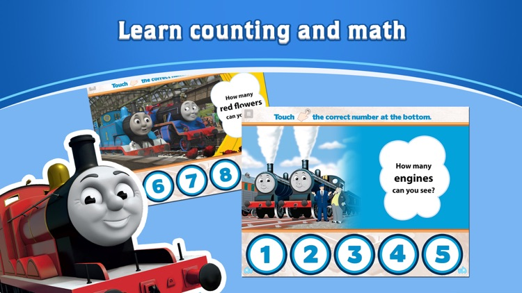 Thomas & Friends™: Read & Play screenshot-2