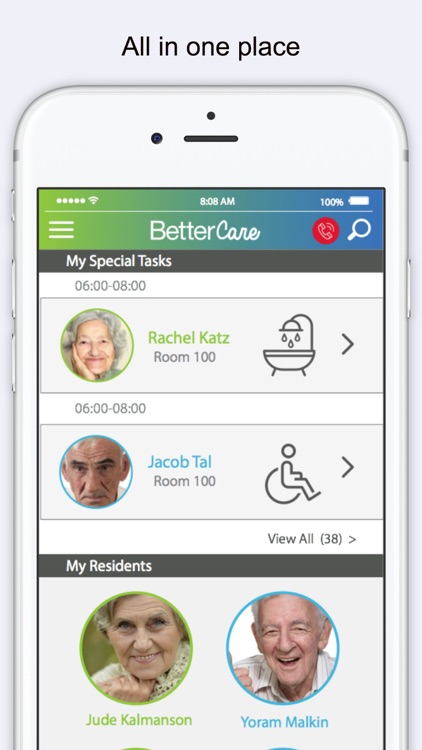BetterCare-Enhancing ElderCare