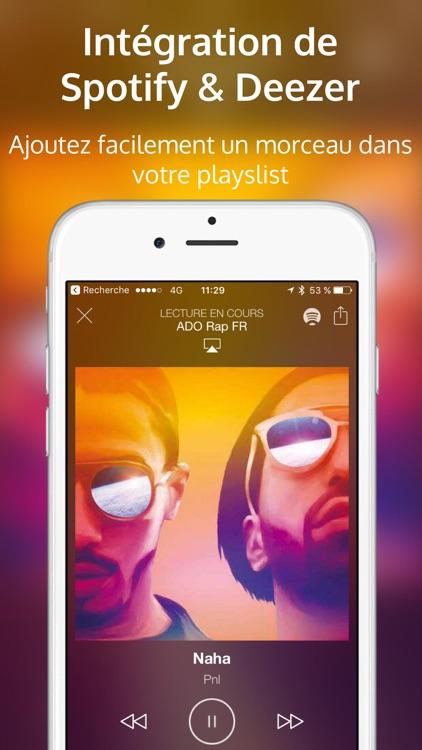 Radios Fm France screenshot-3