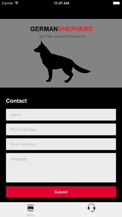 German Shepherd Sounds & Dog Barking Sounds screenshot-3