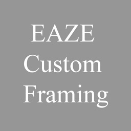 Eaze Custom Framing