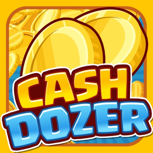 Cash Dozer! Awesome Gold Coin Jackpot Machine