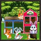 \Кролик дом строитель - домашние животные домашний icon