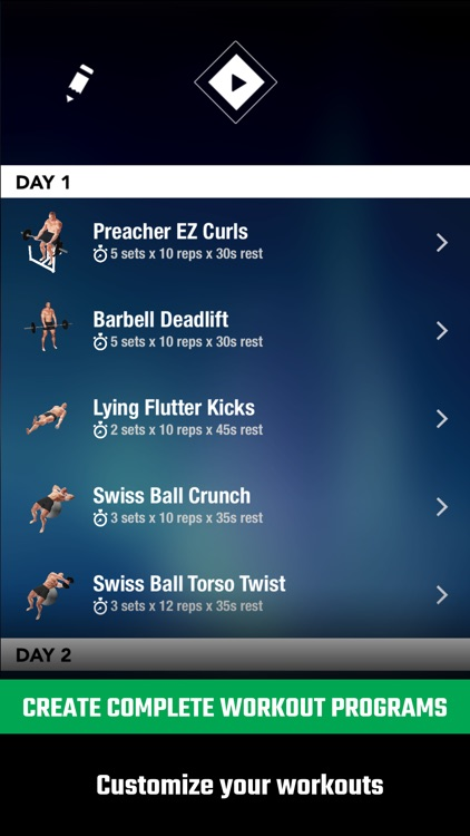 GymStreak Pro - Bodybuilding Tracker screenshot-4
