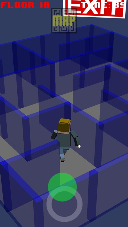 Get Out Now! - 3D Escape From The Maze Game screenshot-4