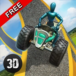 Crash Test Simulator: Traps and Wheels