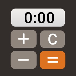 Time Calculator-Tool with Hours, Minutes & Seconds
