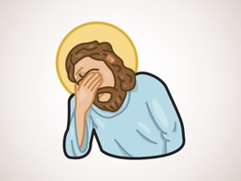 Facepalm stickers for iMessage by gudim