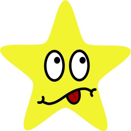 Loo the Star stickers by MajdaLoo