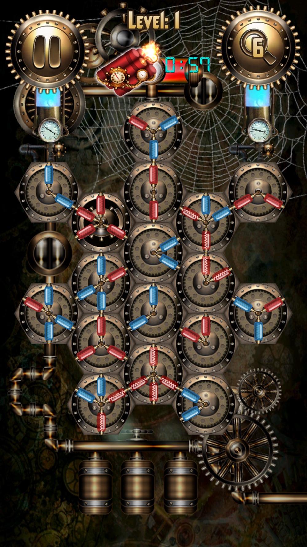 Mechanicus logic brain puzzle Cheat Codes