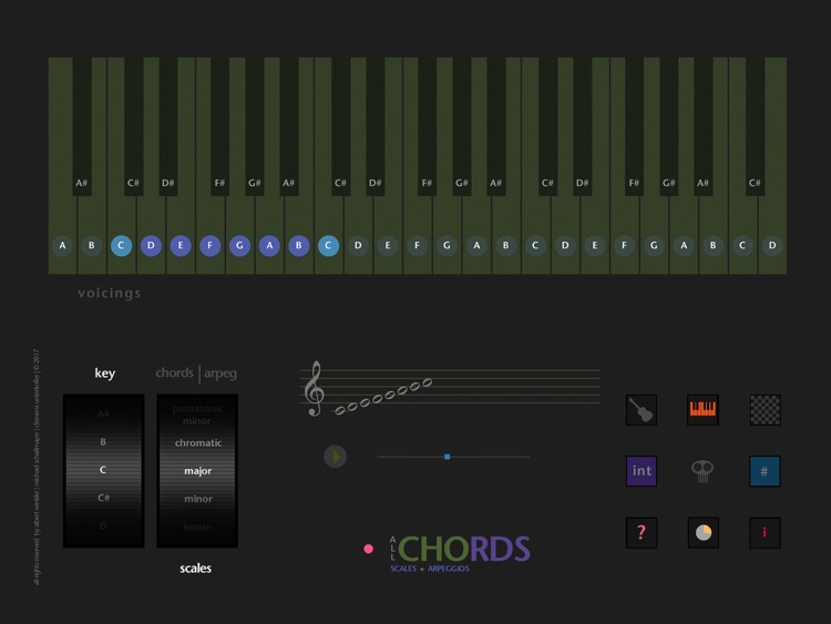 All Chords - Scales & Arpeggios screenshot-1