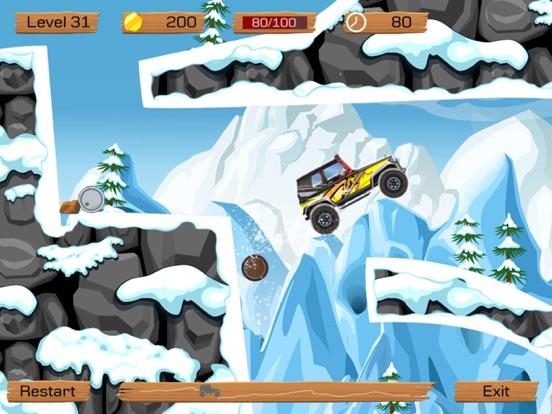 Snow Off Road screenshot 4