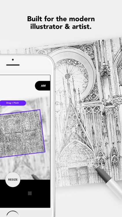 Drawing Grid & Outline Tracing by Myvinchy
