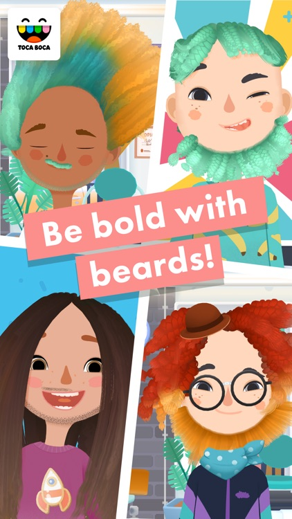 Toca Hair Salon 3 screenshot-4