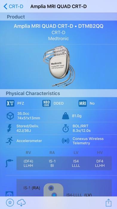 iPacemakerPlus screenshot1