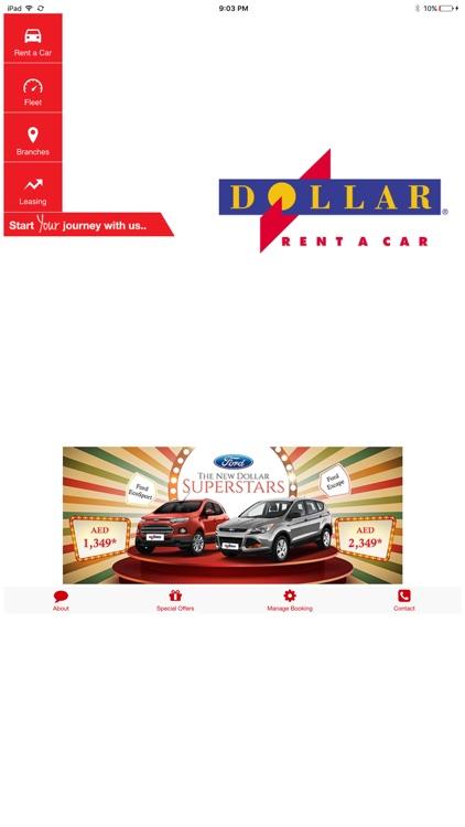 Dollar Rent A Car UAE