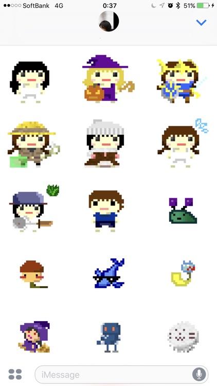 LevelGame Stickers