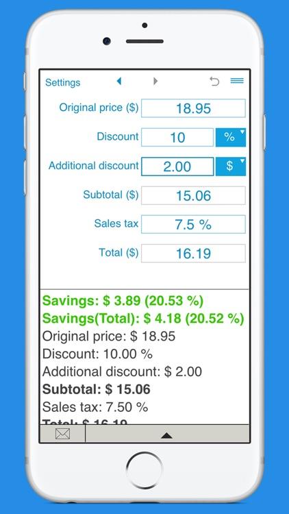 Smart Discount Calculator