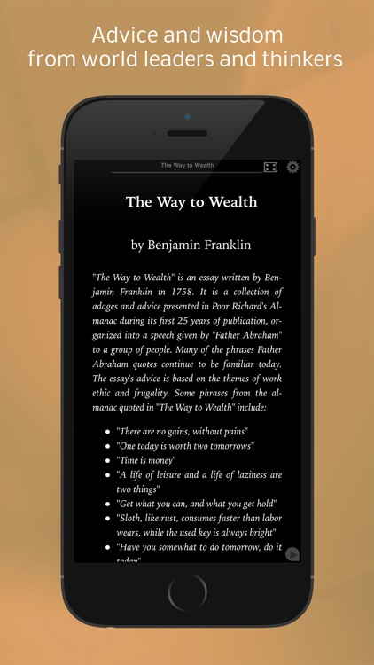 Self Help Classics . screenshot-3