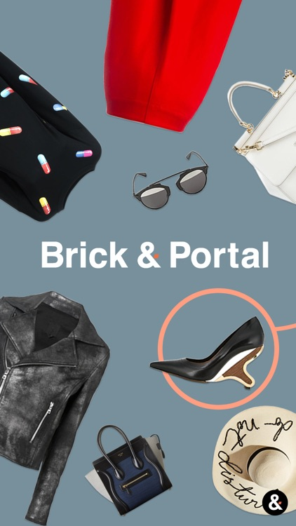 Brick & Portal - Shopping and Fashion Styling